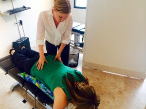 Pregnancy and Chiropractic Adjustments